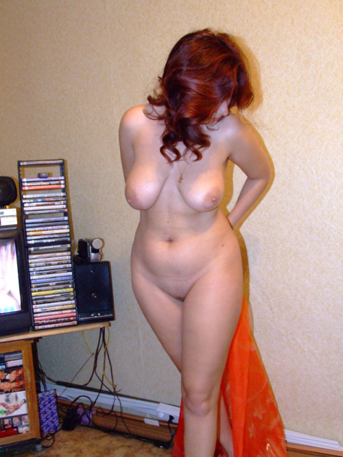 Mom at home naked