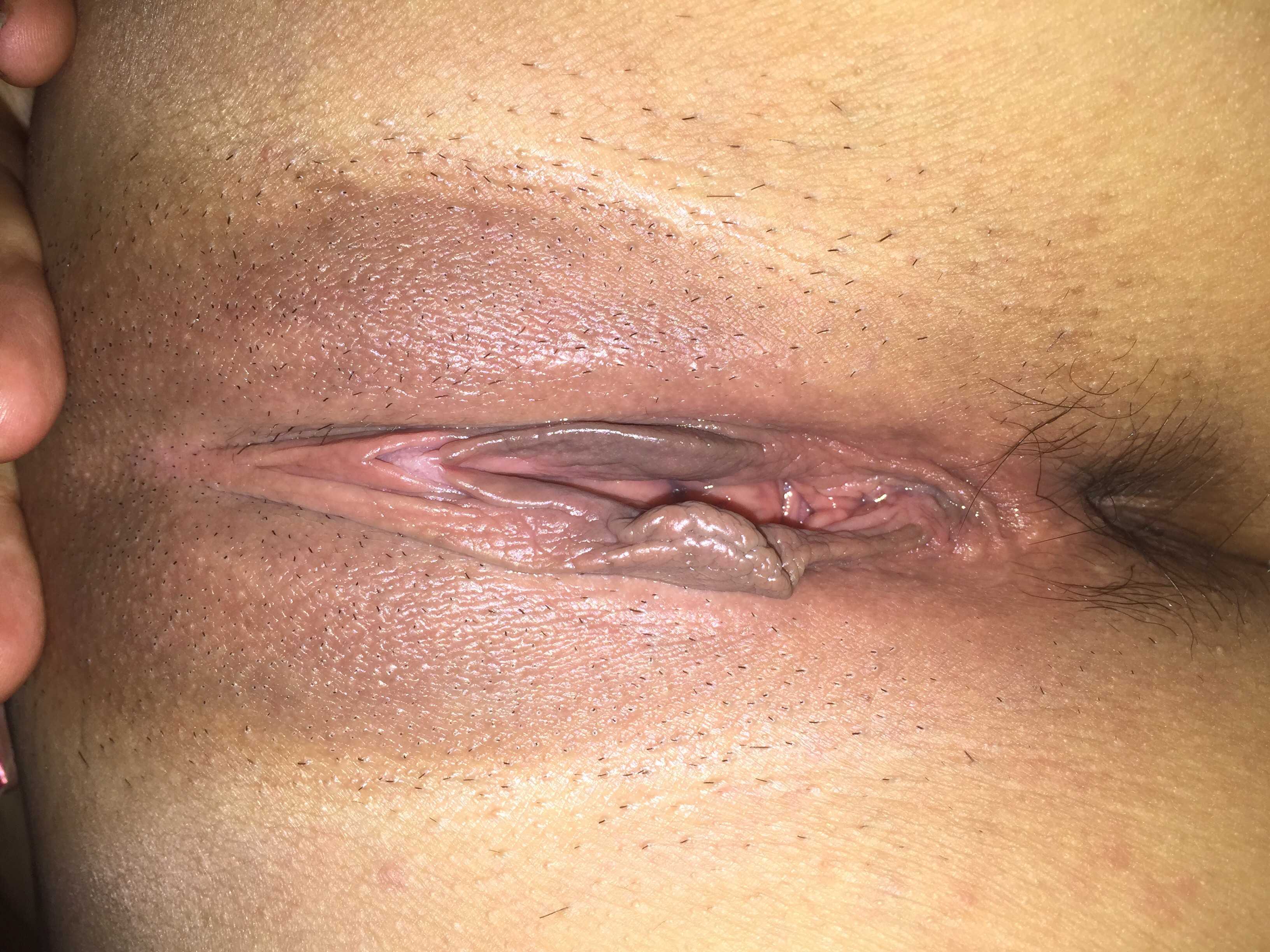 close asian Pussy up