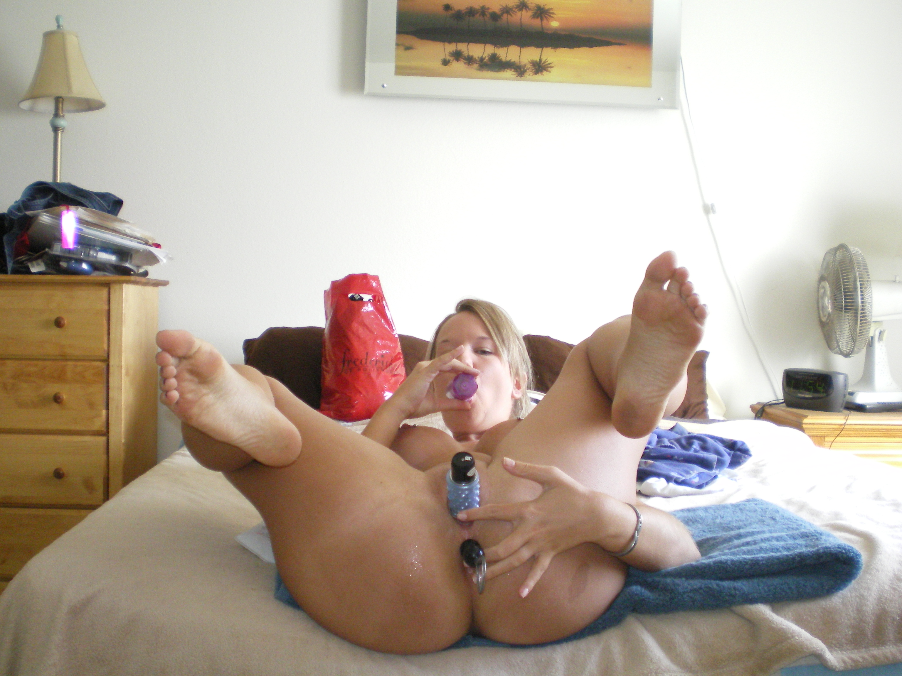 Wife All Holes Filled