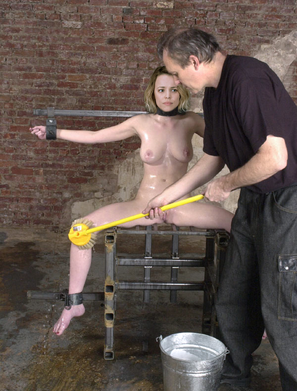 mature wife naked outside