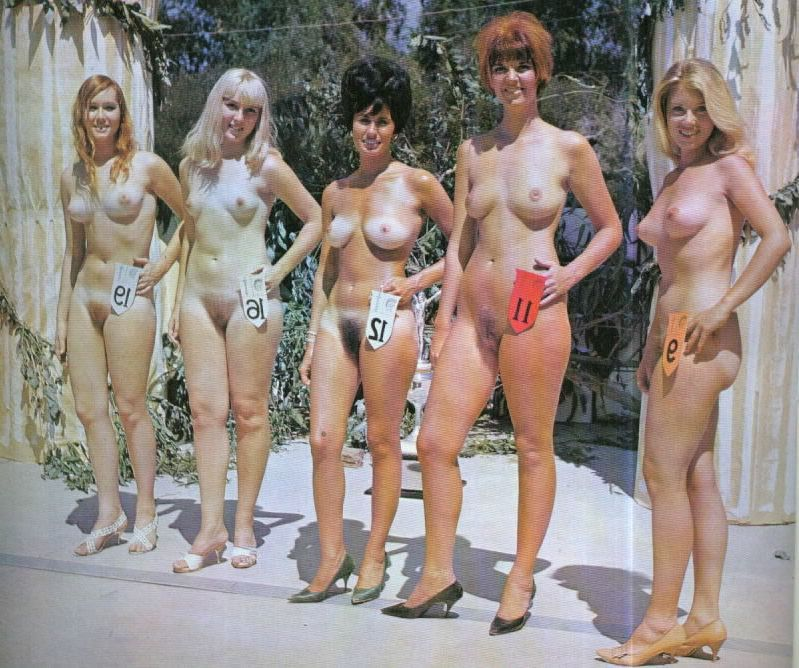 Usa miss contest nude