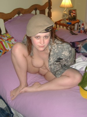 Military wife nude pictures