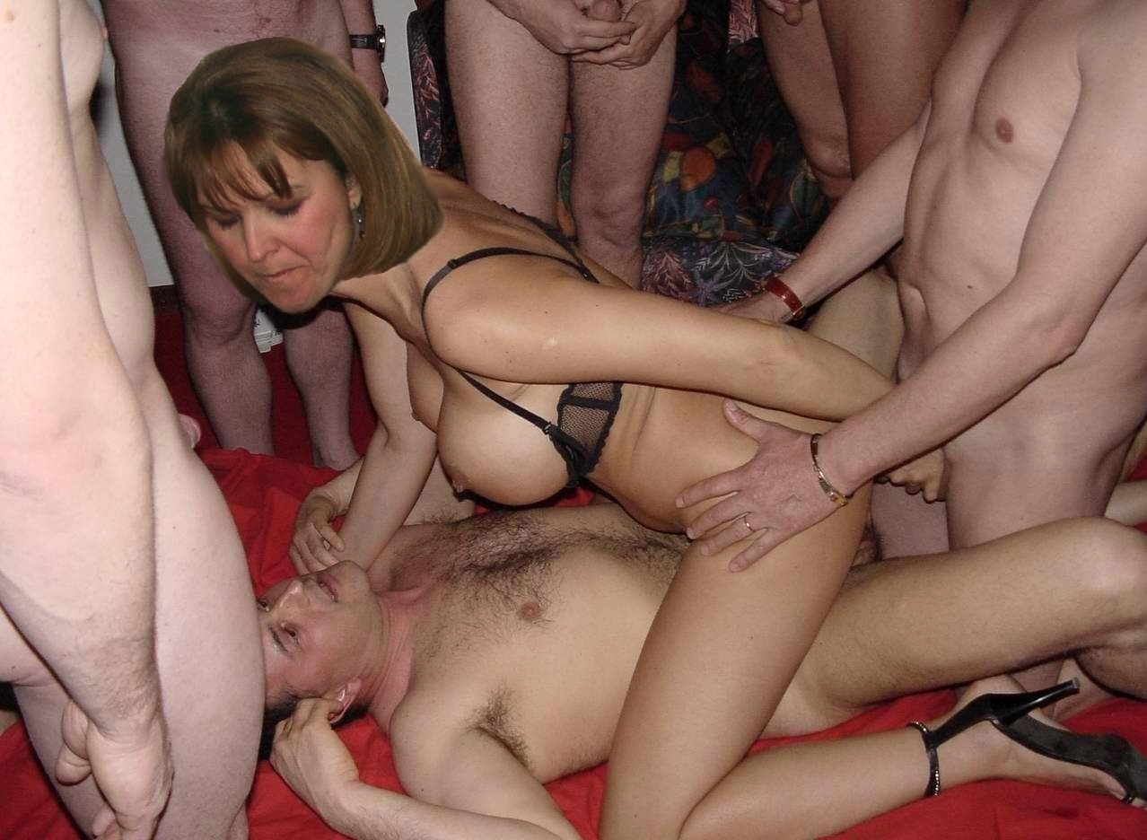 Free porn mpegs gang bang amature