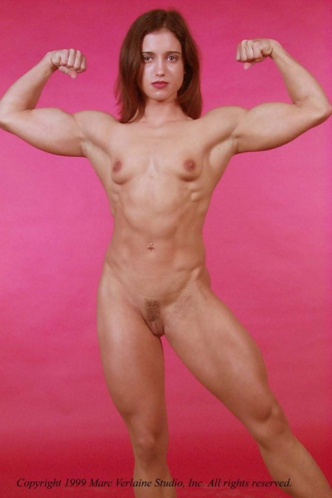 Muscle Girl Clits