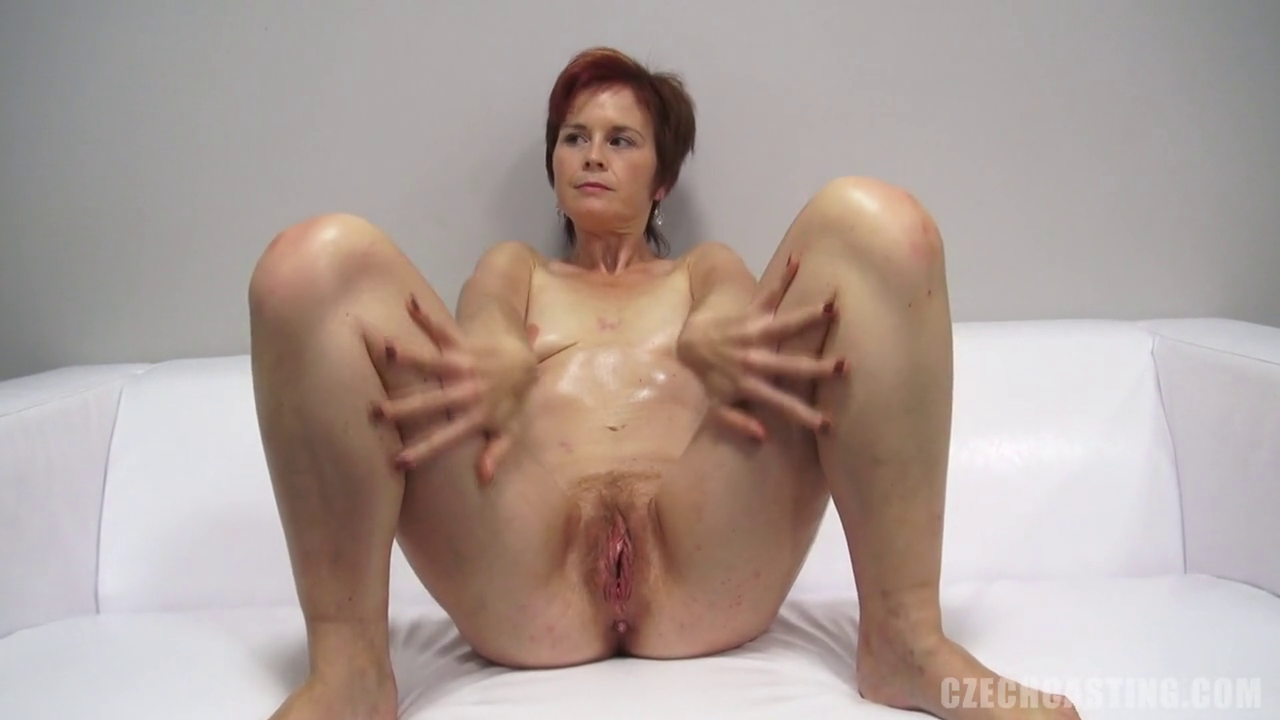 Mature Anal Audition