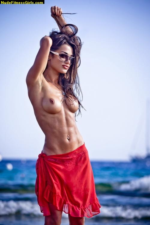 Girls nude sporty Athletic Hot
