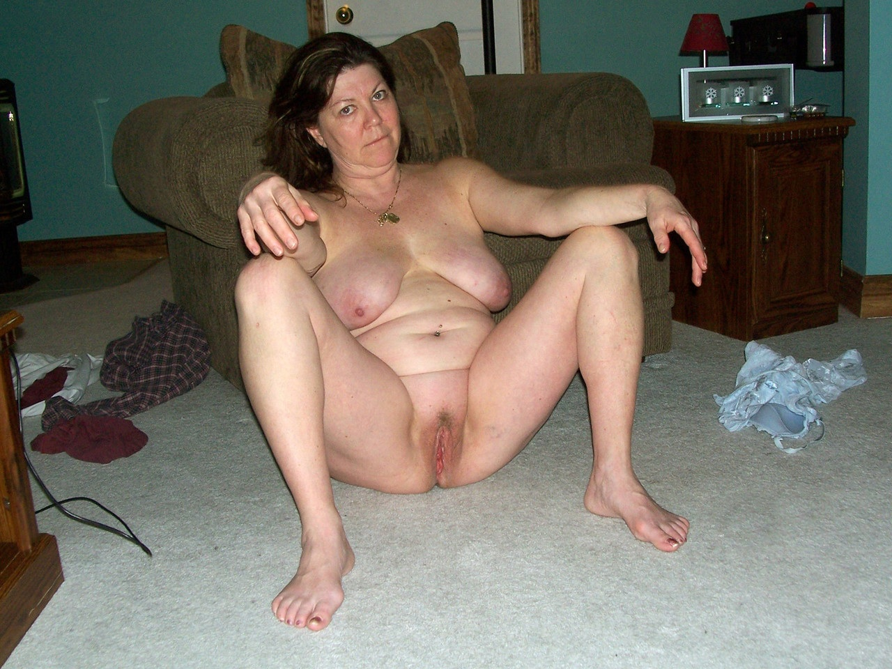 My chubby wife nude — photo 10