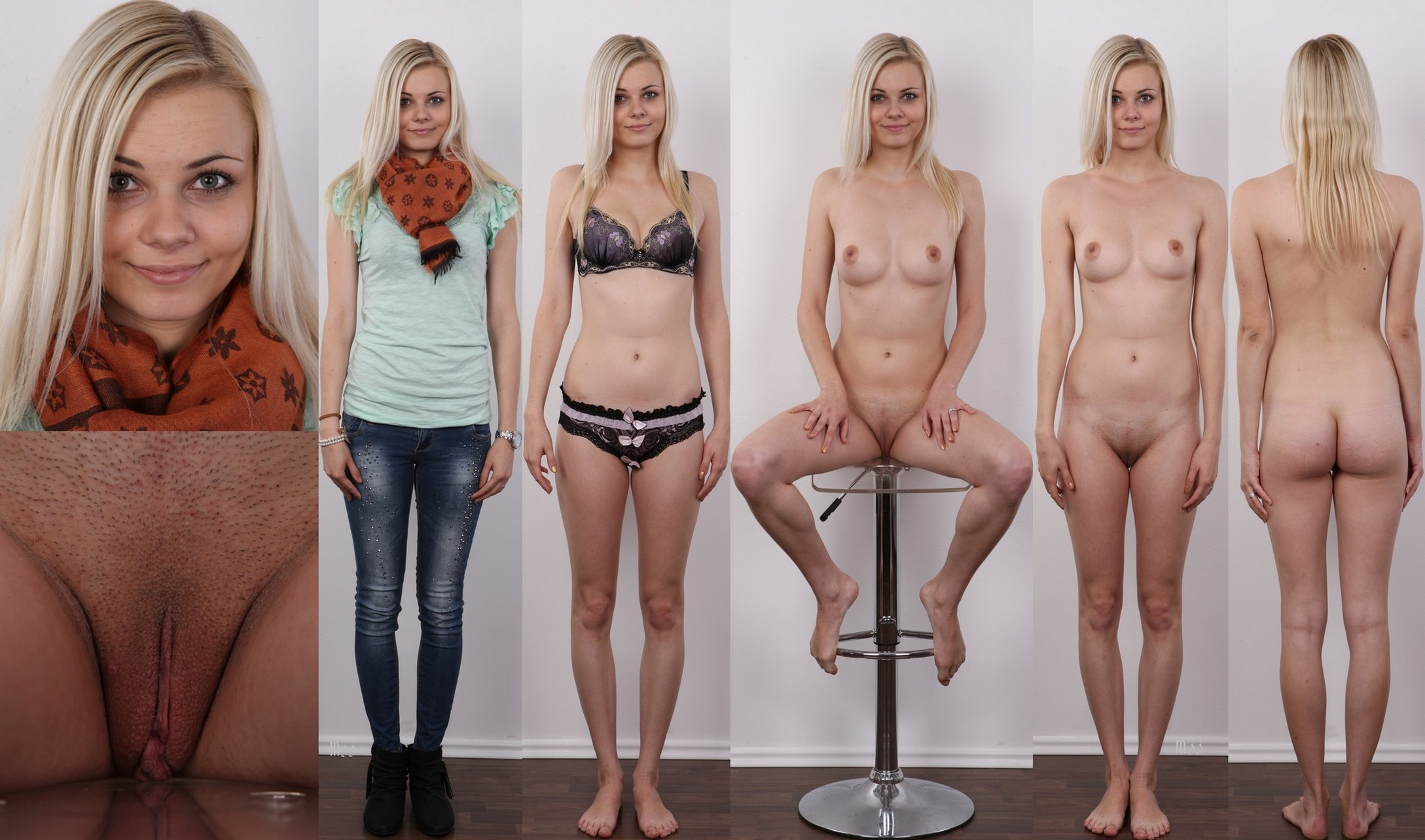 Women dressed undressed line up message, matchless)))