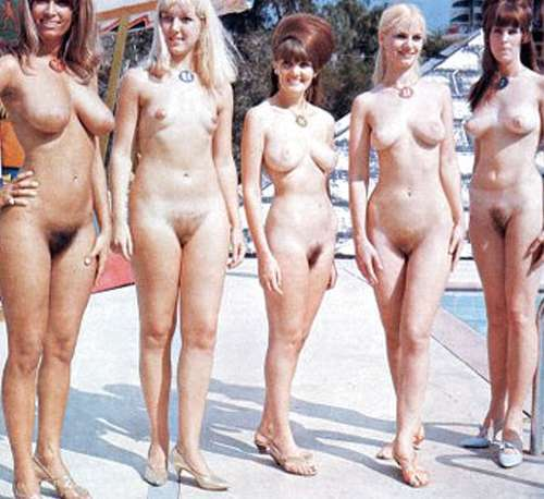 nude Miss america pageant