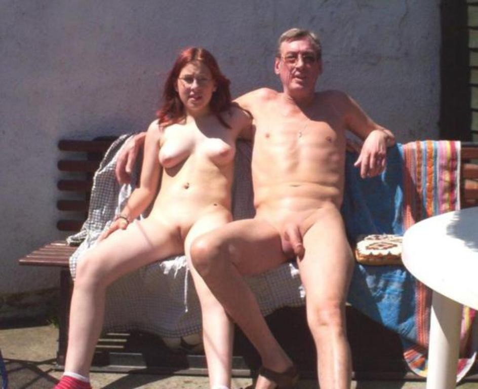 real nude family