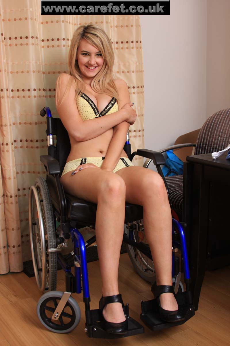 Think, naked wheelchair women opinion