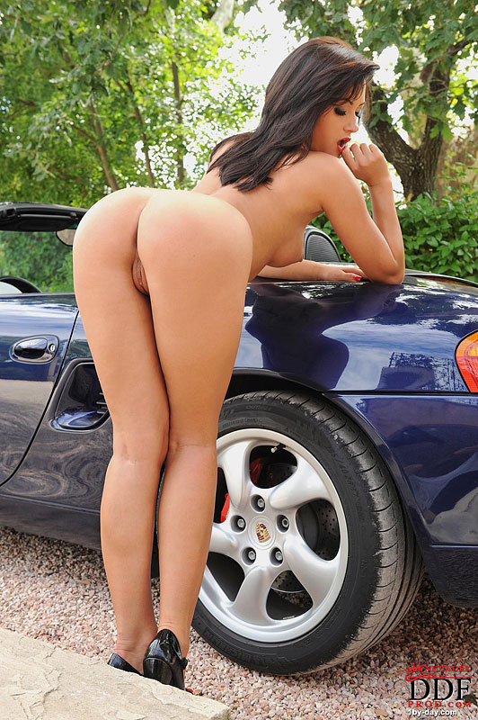 Images naked females in cars images