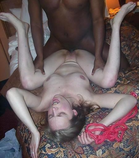 black cock monster slut tight white