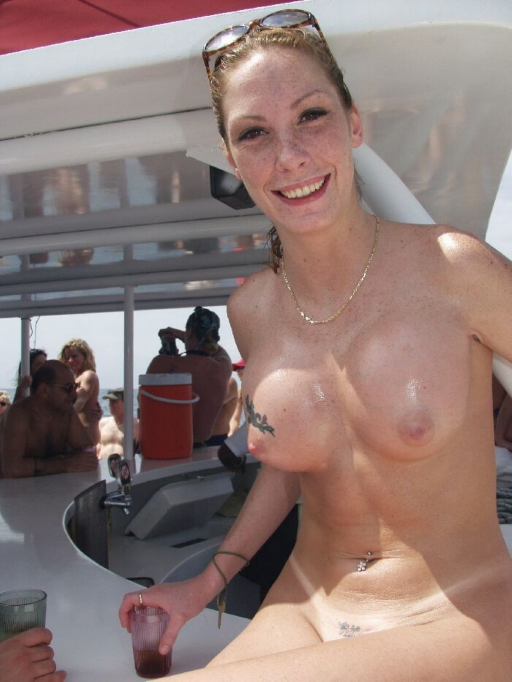 Tits On Boats