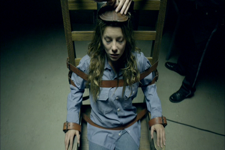 Execution electric chair