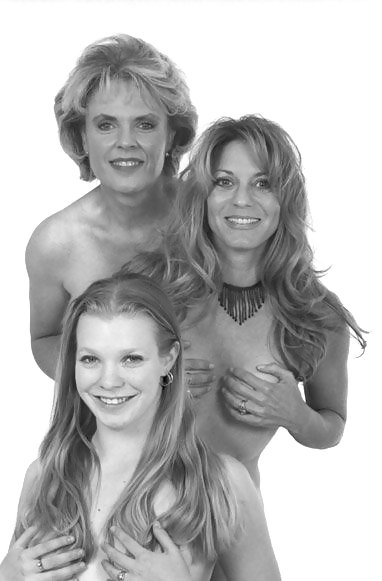 Naked grannies and daughters