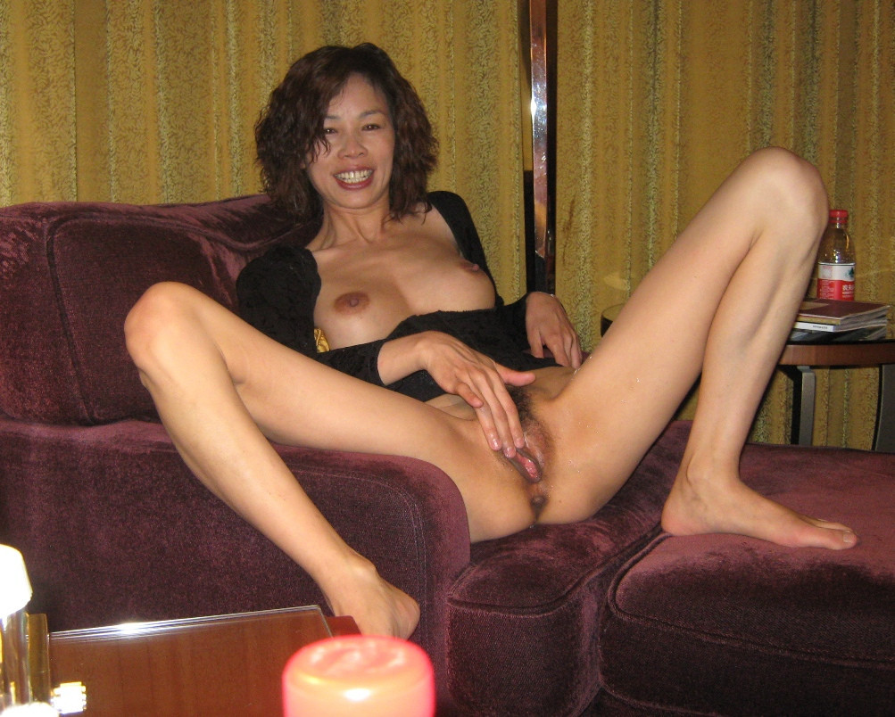 Mature asian skinny