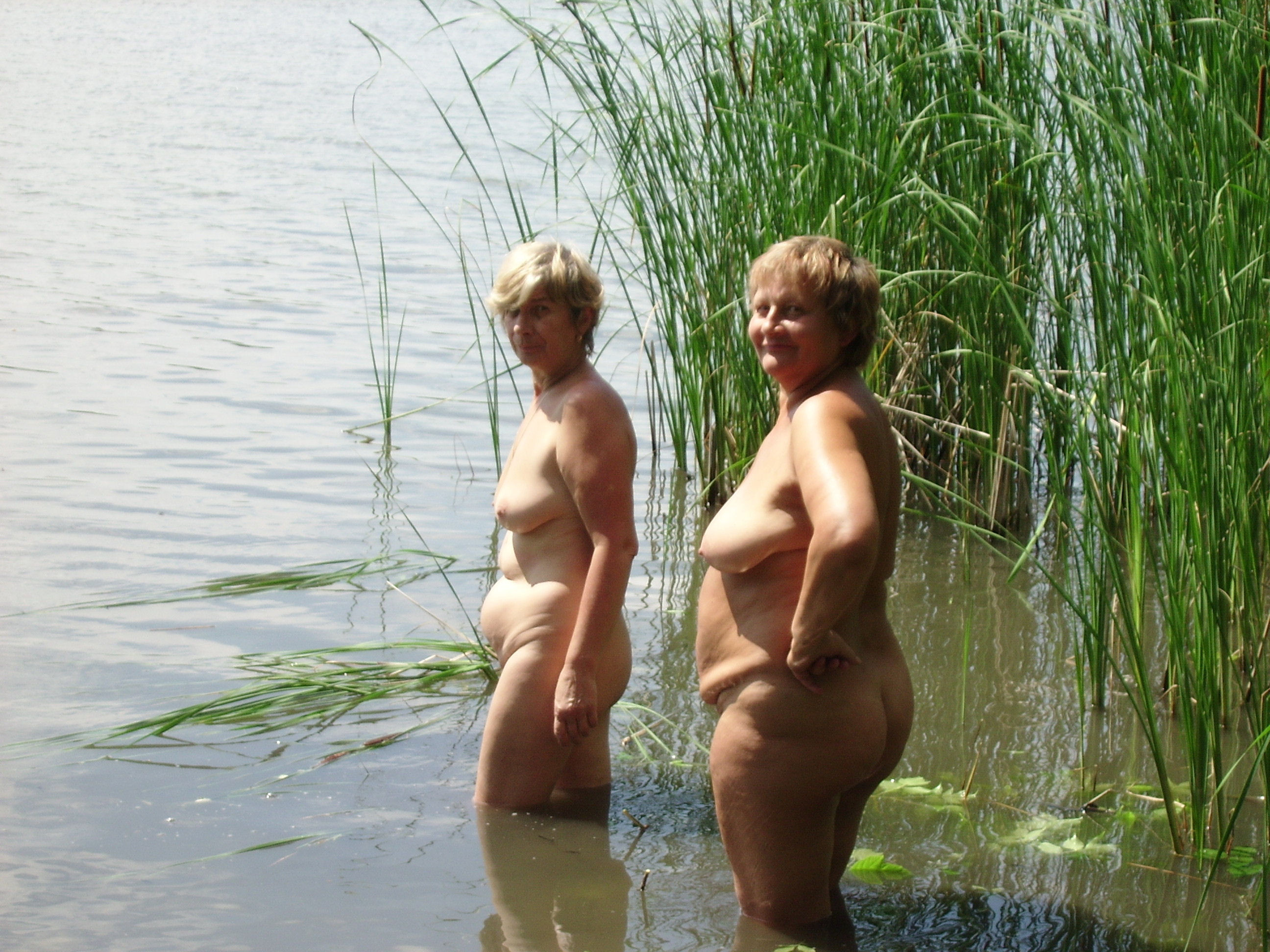 Free mature nudists