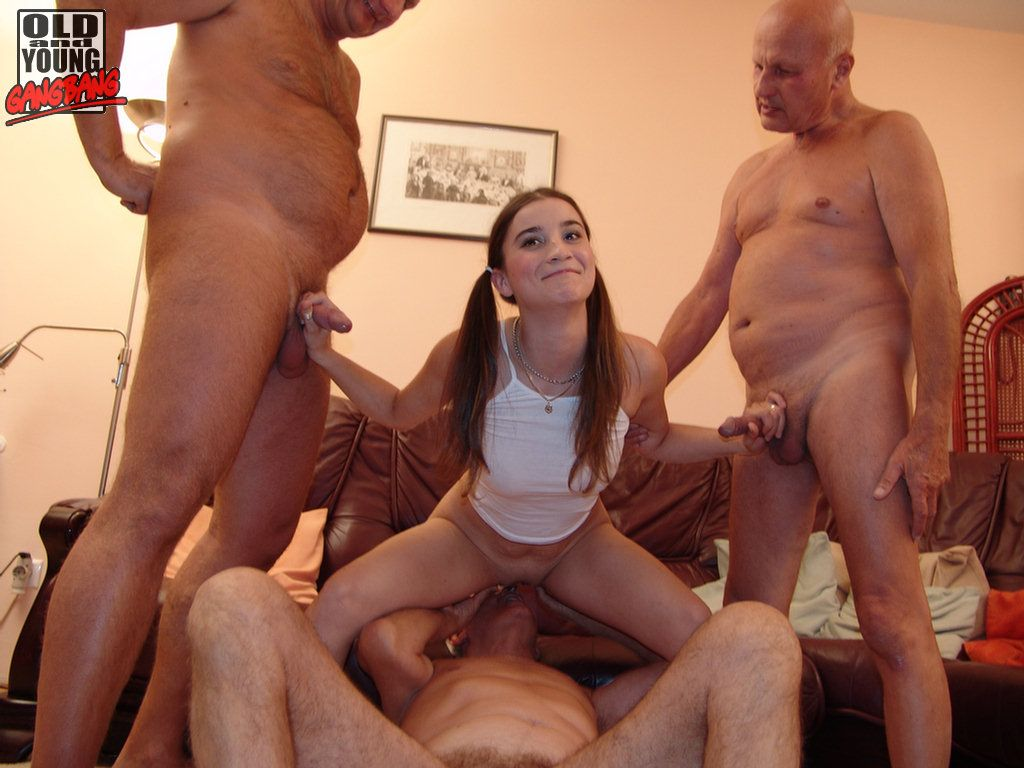 Blonde hot fucked by mature man