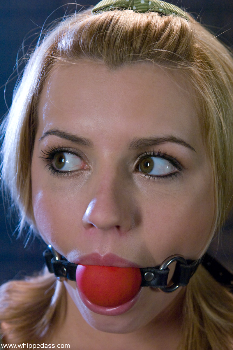 hot girl with ball gag - motherless