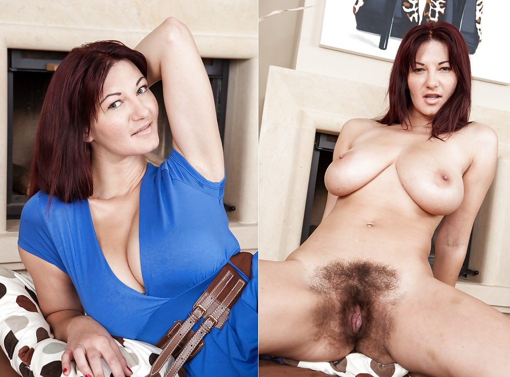Apologise Dressed undressed hairy agree, excellent