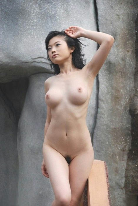 Chines nude women