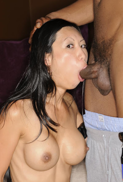 You tried japanese chick deepthroat big black cock that