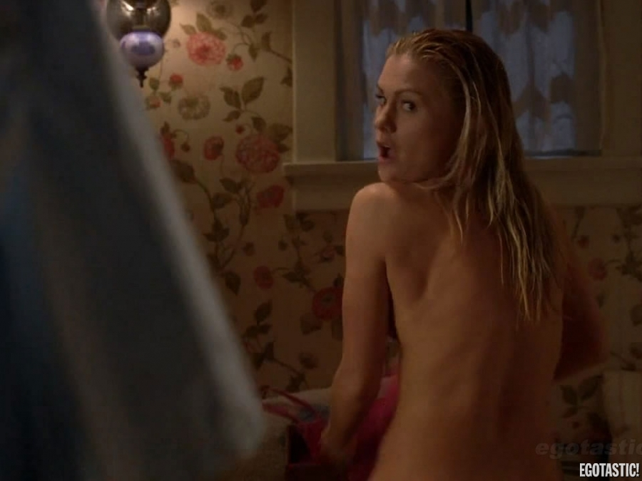 Anna Paquin Topless And Nude