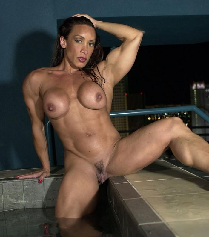 big  pussy muscles
