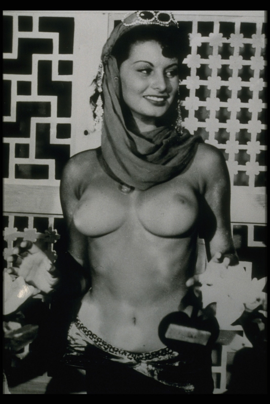 Are absolutely Sophia loren topless casual