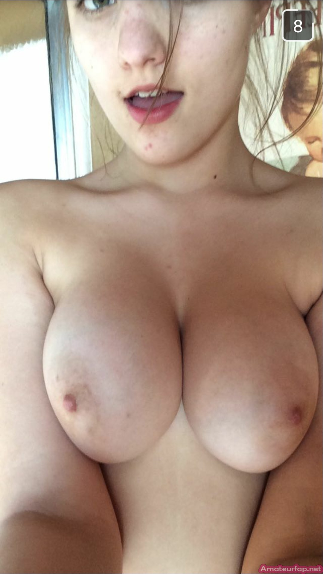 Teen tits college