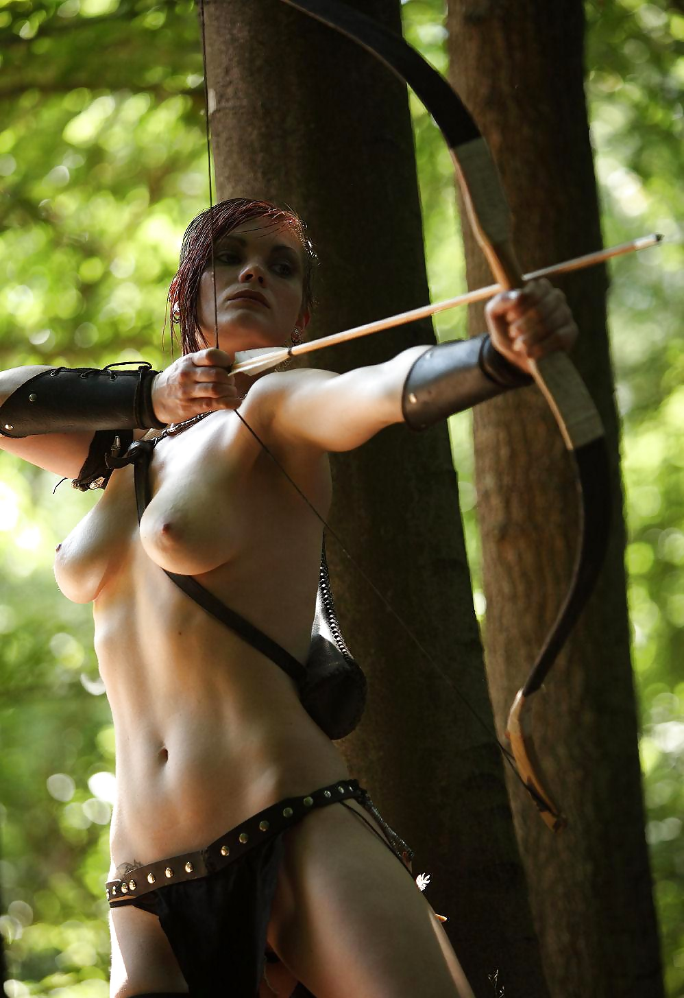 Amazon wild warrior babes porn hentay pics