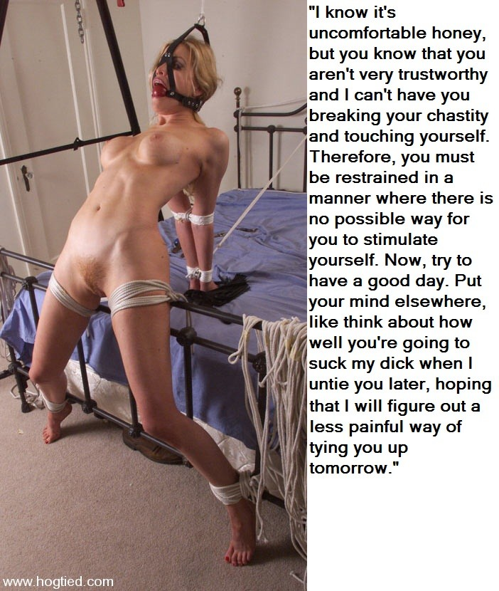 Female Chastity Piercings And Captions