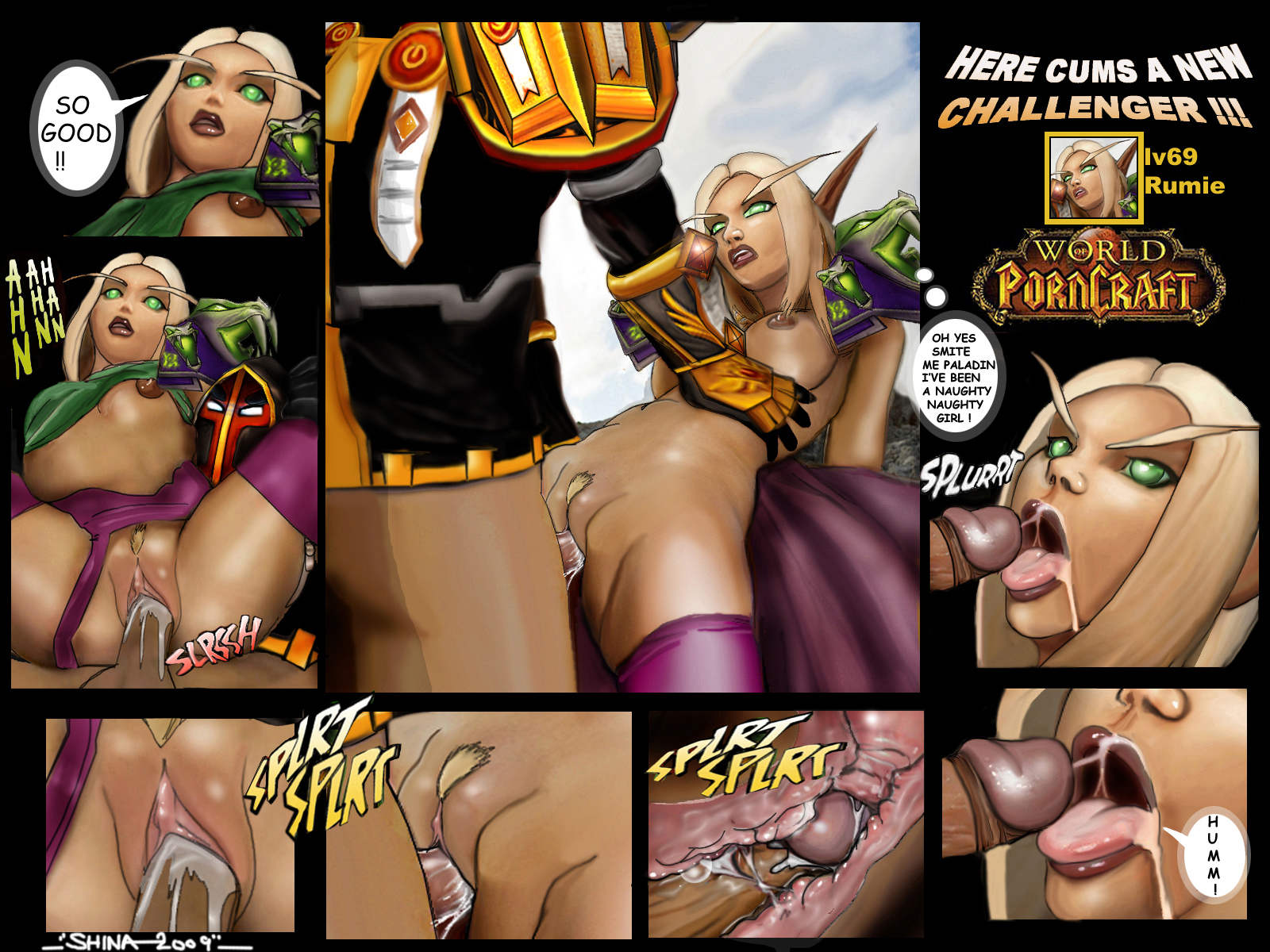 Cartoon giantess sexy porn porno comic