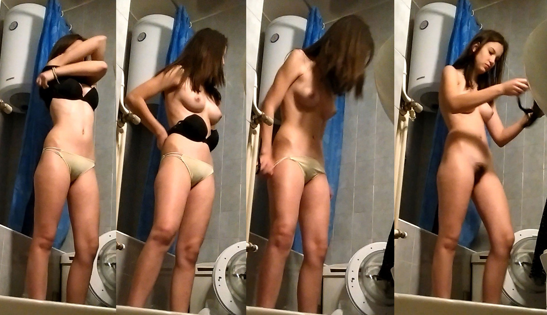 Nude Girls In Changing Rooms