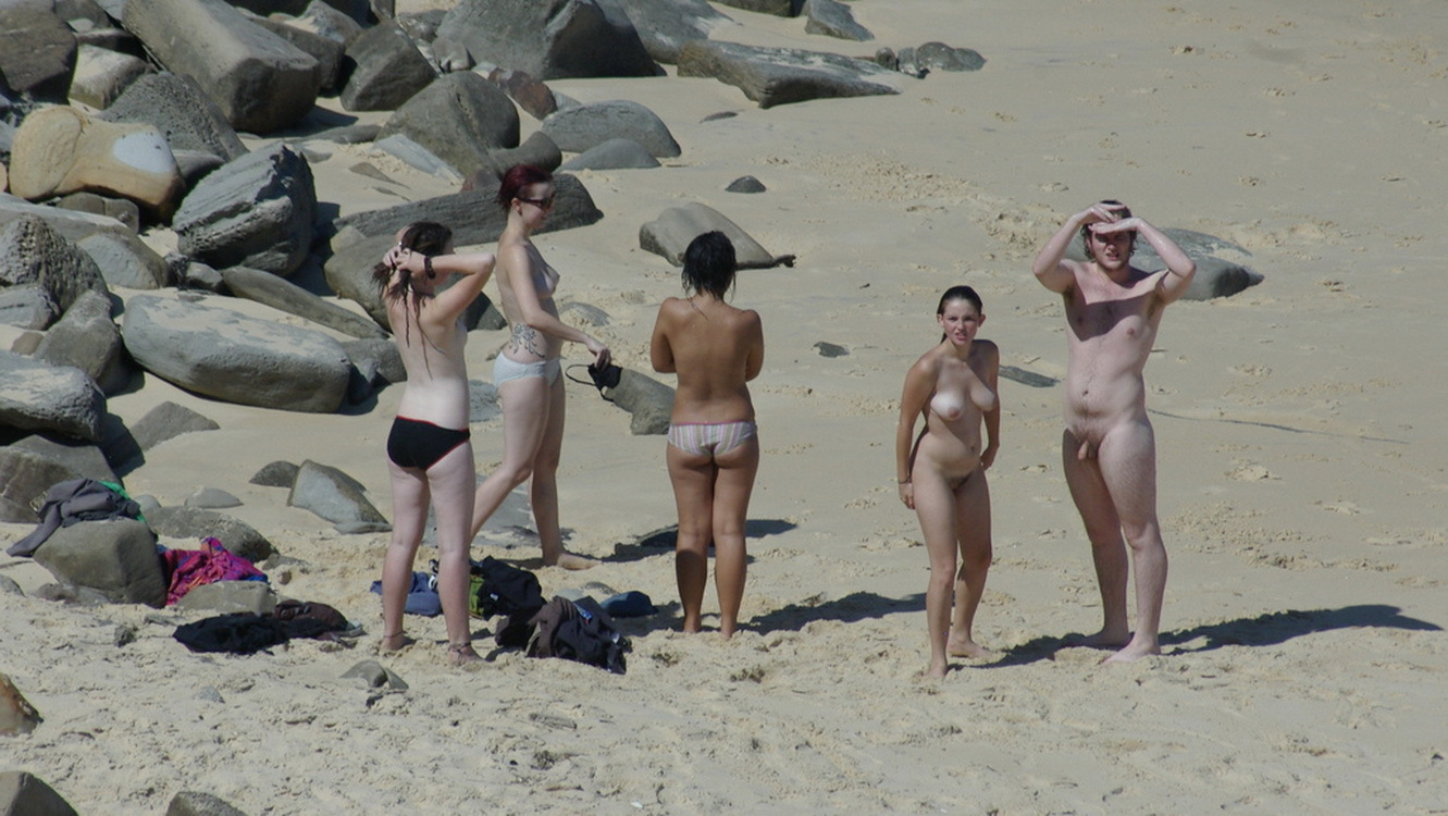 Ireland Gets Its First Official Nudist Beach South Of Dublin