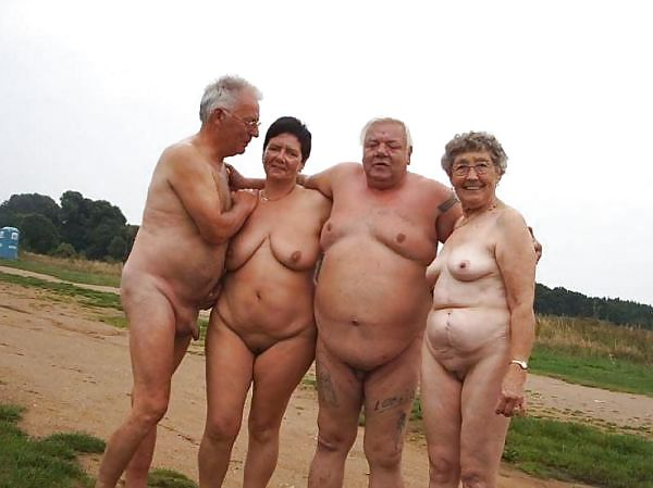 old grandpa naked grandma and