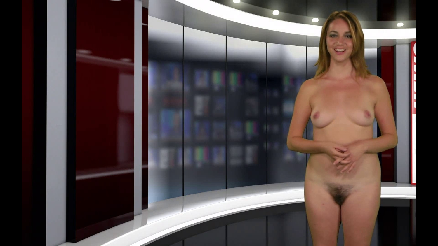 Naked news video nude picture