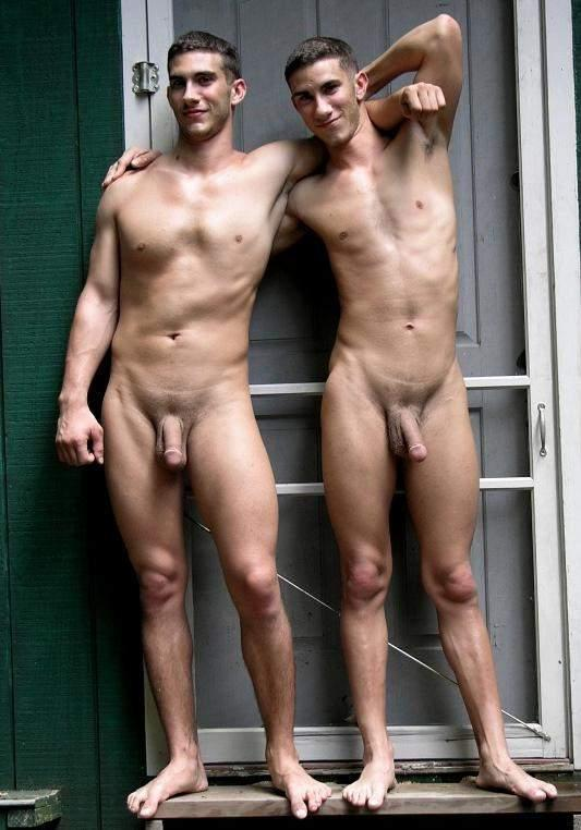 Gay twins naked