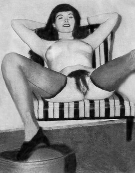 free vintage betty page galleries