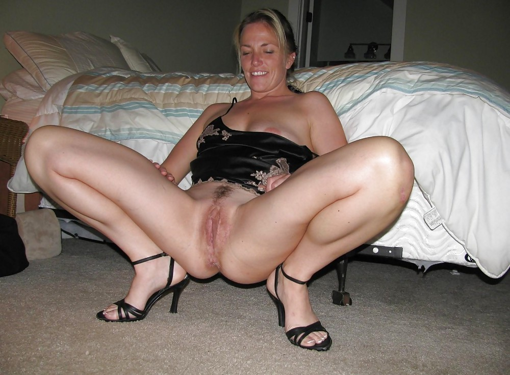 Amateur milf video young