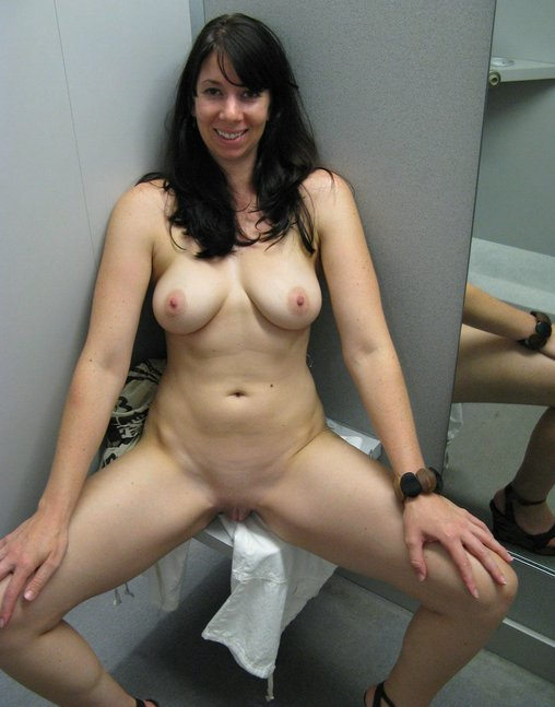 This remarkable Caught naked in store changing room not absolutely