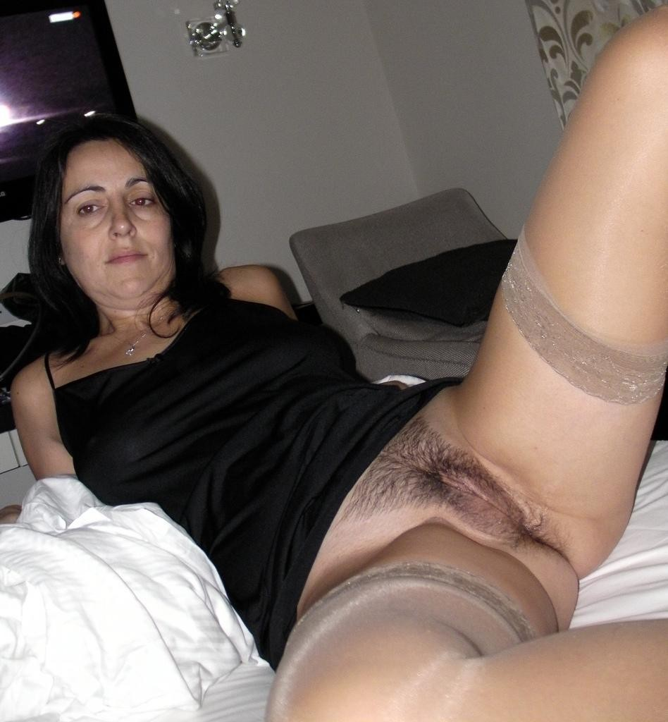 mature pictures Hairy