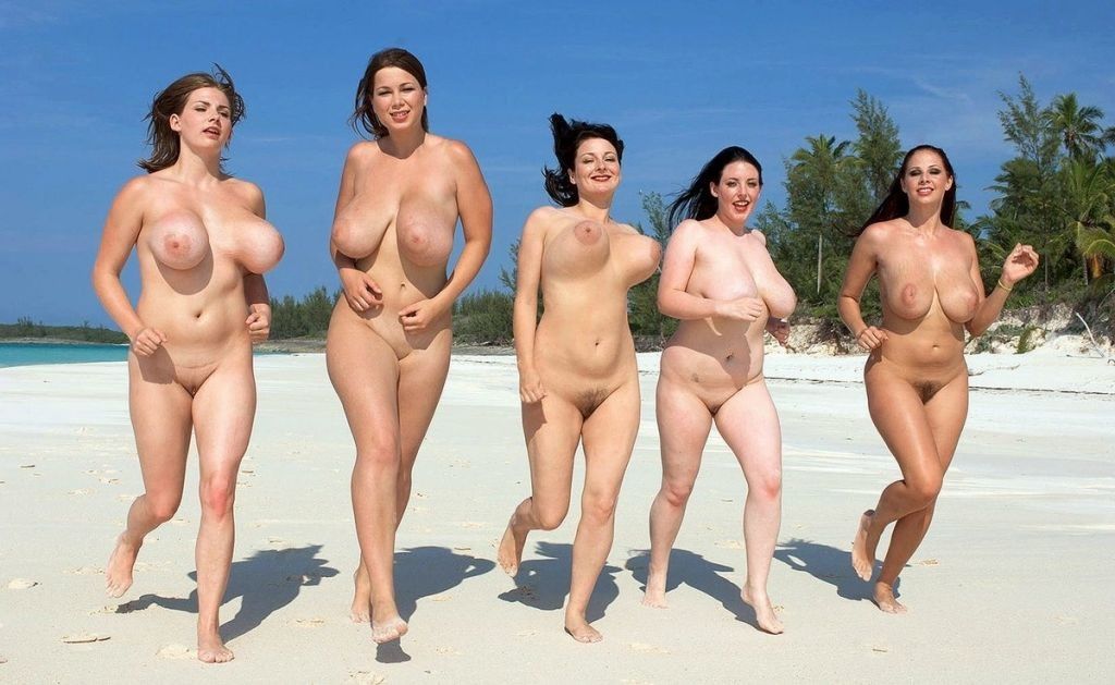 group Nude mature