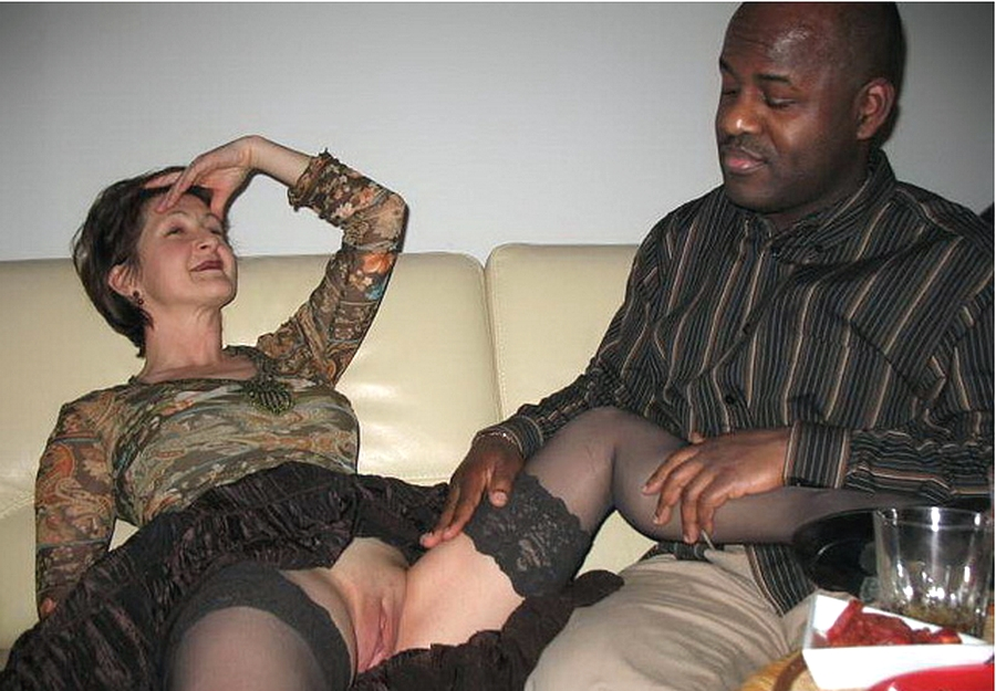 Amature interracial on xhamster