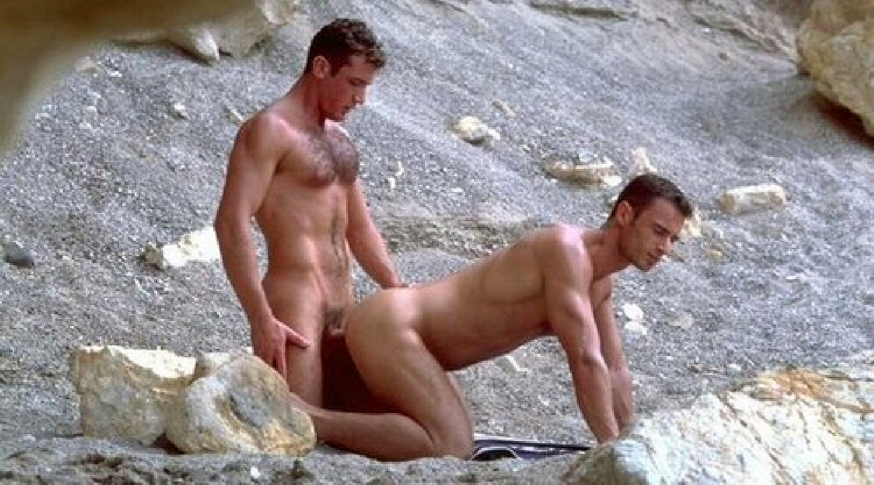 Sex beach nude men