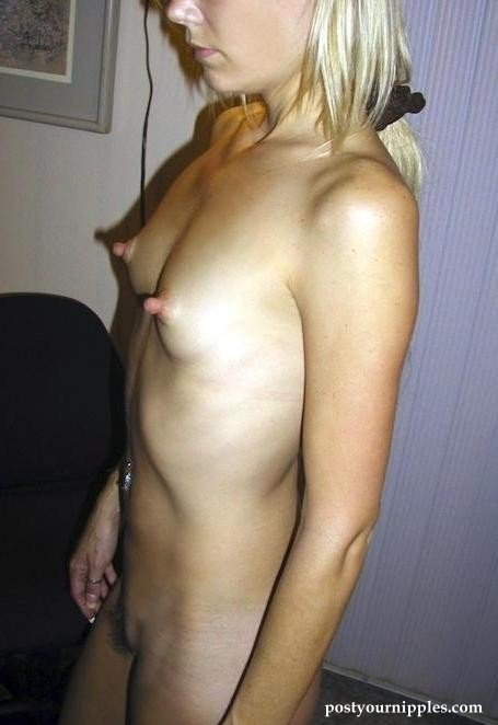 small tits erect nipples