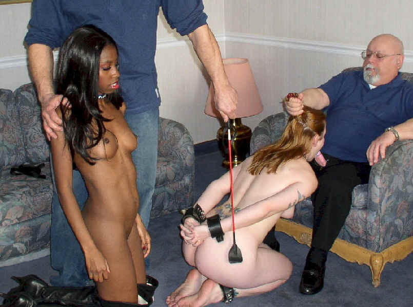 Black cock sex slave by uncle sickey