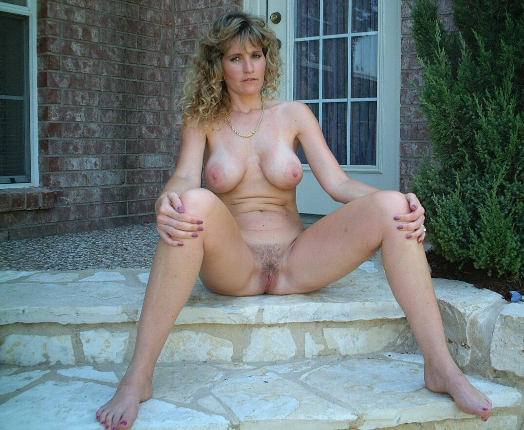 Ex wife naked pic