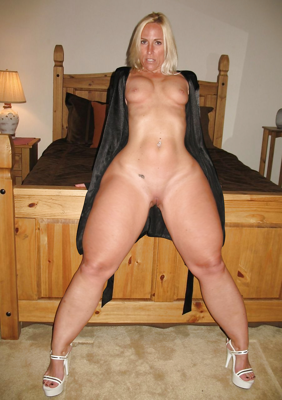 Thick mature white women